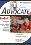 Journal of Consumer Attorneys Associations for Southern California Advocate
