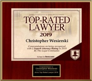 CPW AVVO TOP Rated Lawyer